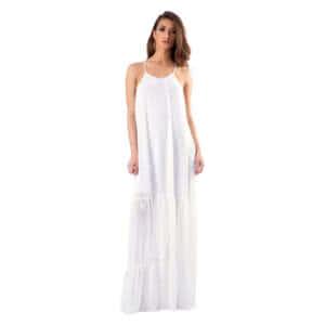Giosi Beachwear Nuvola alta moda mare bianco