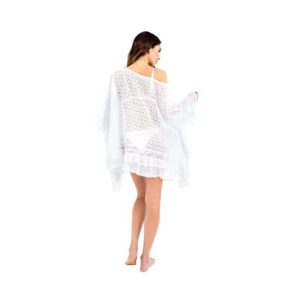 Giosi beachwear brigitte caftano artigianale
