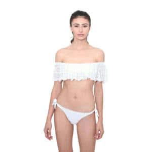 Giosi beachwear bikini lovers bianco