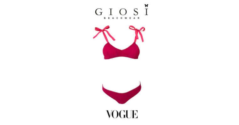 Giosì beachwear parlano di noi su Vogue