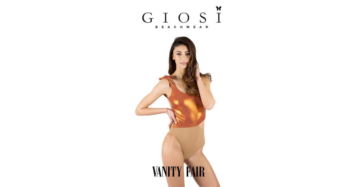 Giosì beachwear parlano di noi su vanity fair