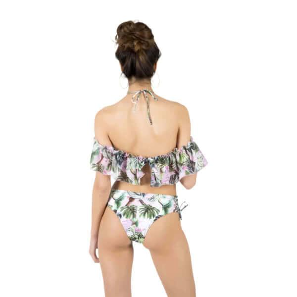 giosì beachwear bikini chiffon