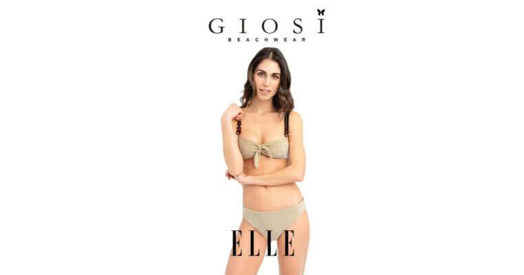 Giosì Beachwear su Elle magazine estate 2021 luxury