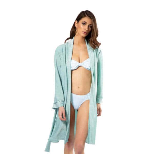 giosì beachwear Julia kimono abito da mare outlet